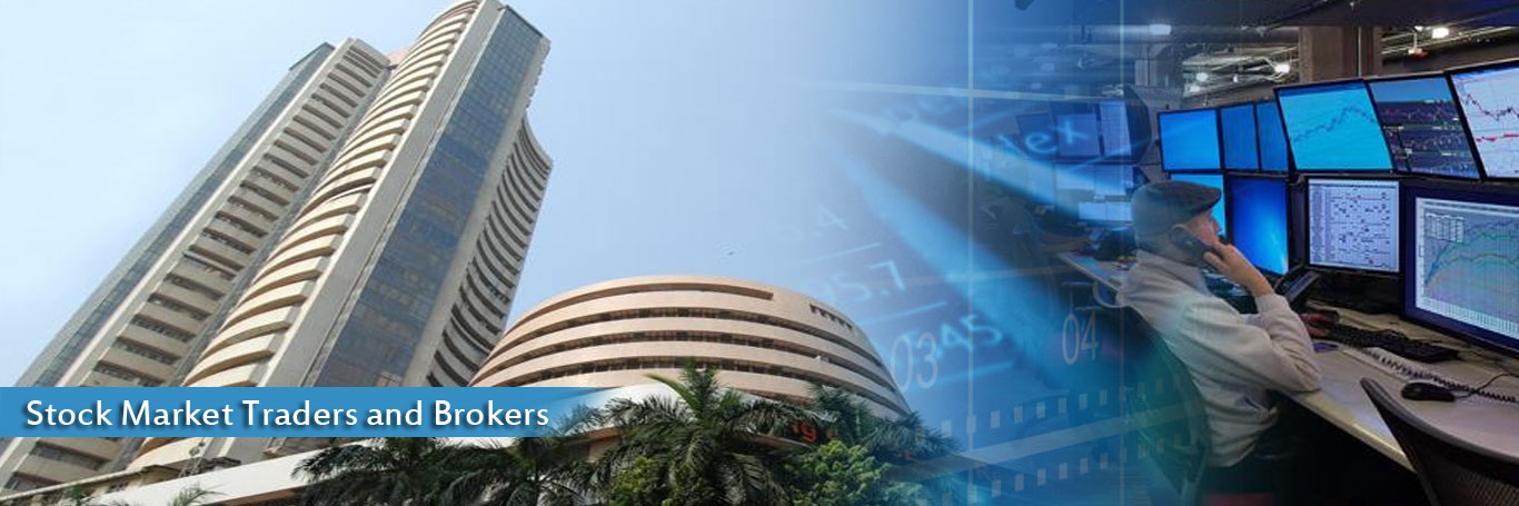 Stock Market Traders & Brokers in Delhi